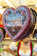 Herz, Gäubodenvolksfest, Straubing, Donau, Bayerischer Wald, Bayern, Deutschland | Gäubodenvolksfest, Straubing, Danube, Bavarian Forest, Bavaria, Germany