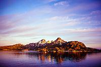 Landegodeoy Island, near Bodo, Arctic, Northern Norway