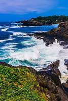 Whale Cove, Depoe Bay, Oregon USA.