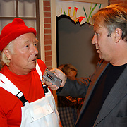 DVD presentatie Film van Ome Willem, Aart Staartjes en Ger Lammens