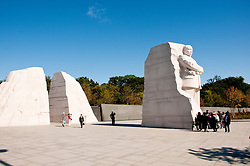 Martin Luther King Jr Memorial, Washington, DC, dc124587
