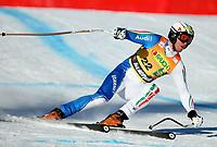 Ski , AUDI FIS SKIWORLD CUP 2009/10<br /> Kvitfjell Norway<br /> Men`s Downhill <br /> 06.03.2010<br /> <br /> Foto:Dagfinn Limoseth ,  Digitalsport<br /> Werner Heel , ITA