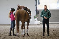 Van Liere Dinja, (NED), Hexagon's Conquest, Van Lieren Laurens<br /> Selevia Hoeve - Werkendam 2015<br /> © Hippo Foto - Dirk Caremans<br /> 18/11/15