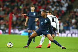 November 10, 2017 - London, England, United Kingdom - England's Ruben Loftus-Cheek..during International Friendly match between England  and Germany  at Wembley stadium, London  on 10 Nov  , 2017 ..during International Friendly match between England  and Germany  at Wembley stadium, London  on 10 Nov  , 2017  (Credit Image: © Kieran Galvin/NurPhoto via ZUMA Press)