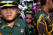 Everyone loves a parade. Independence day, Sulawesi, Indonesia