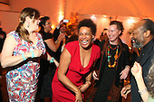 Carrie Mae Weems celebrates her 60th Birthday at Alhambra in Harlem, USA