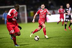 Sco Angers vs Montpellier - 10 January 2018