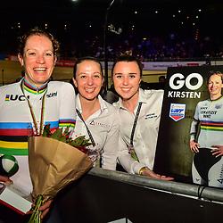 29-02-2020: Wielrennen: WK Baan: Berlijn<br /> Kirsten Wild