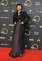 Lisa Moorish at the Global Citizen Prize at the Royal Albert Hall in London 12th dec 2019 Photo by Cat morley