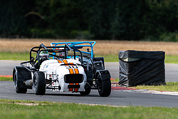Stuart Thompson pictured competing in the 750 Motor Club's Sport Specials Championship. Image captured at Snetterton on July 19, 2020 by 750 Motor Club's photographer Jonathan Elsey