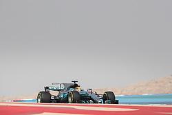 April 14, 2017 - Sakhir, Bahrain - Motorsports: FIA Formula One World Championship 2017, Grand Prix of Bahrain, .#44 Lewis Hamilton (GBR, Mercedes AMG Petronas F1 Team) (Credit Image: © Hoch Zwei via ZUMA Wire)