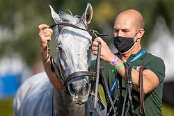 Murphy Joseph, IRL, Calmaro<br /> CHIO Aachen 2021<br /> © Hippo Foto - Sharon Vandeput<br /> 18/09/21