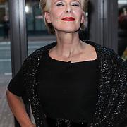 NLD/Amsterdam/20120420 - Show Joan Collins, Jette van der Meij
