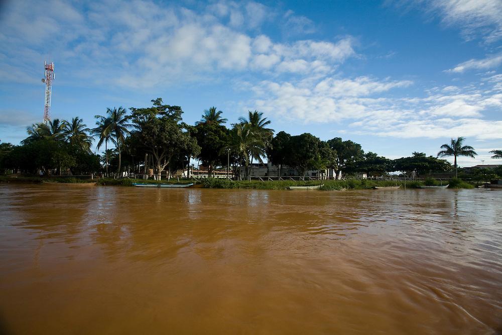 Belmonte_BA, Brasil...Comunidade ribeirinha ao Rio Jequitinhonha...The community next to Jequitinhonha river...Foto: LEO DRUMOND / NITRO