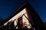 Pitangui_MG, Brasil...Casarao historico em Pitangui, Minas Gerais..Horical colonial house in Pitangui, Minas Gerais..Foto: LEO DRUMOND / NITRO