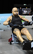 Birmingham, Great Britain, Men's 70-74 Lwt.  Franco GIRARDI, Prosport Trento Italy, competing at the 2008 British Indoor Rowing Championships, National Indoor Arena. on  Sunday 26.10.2008 . [Photo, Peter Spurrier/Intersport-images] .