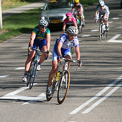 Sportfoto archief 2006-2010<br /> 2007<br /> Loes Gunnewijk, Kirsten Wild ronde van Gelderland