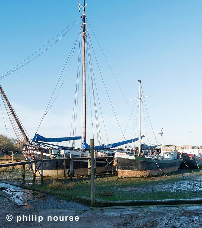 River Orwell, Pin Mill, Suffolk