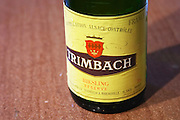 riesling reserve f e trimbach ribeauville alsace france