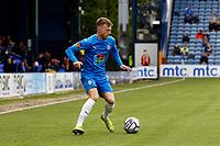 Elliot Newby. Stockport County FC 1-1 Woking FC. Vanarama National League. Edgeley Park. 22.5.21