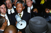 Nelson Mandela - London 1997