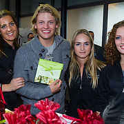 NLD/Amsterdam/20131003 -  Dad's moment , Thomas Berge