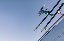 28.02.2020, Salpausselkae Hill, Lahti, FIN, FIS Weltcup Ski Sprung, Herren, im Bild Michael Hayboeck (AUT) // Michael Hayboeck of Austria during the men's FIS Ski Jumping World Cup at the Salpausselkae Hill in Lahti, Finland on 2020/02/28. EXPA Pictures © 2020, PhotoCredit: EXPA/ JFK