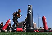 XFL-Los Angeles Wildcats Practice-Feb 19, 2020