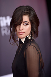 Camila Cabello attends the 2018 iHeartRadio Music Awards at the Forum on March 11, 2018 in Inglewood, California. Photo by Lionel Hahn/AbacaPress.com