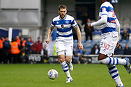 QPR forward Jamie Mackie (12) during the EFL Sky Bet Championship match between Queens Park Rangers and Birmingham City at the Loftus Road Stadium, London, England on 28 April 2018. Picture by Andy Walter.