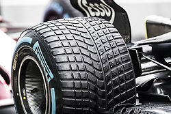September 2, 2017 - Monza, Italy - Motorsports: FIA Formula One World Championship 2017, Grand Prix of Italy, .Pirelli, tire, tires, tyre, tyres, wheel, wheels, Reifen, Rad, feature, rain, wet  (Credit Image: © Hoch Zwei via ZUMA Wire)
