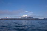 Mt. Edgecumbe, Sitka Bay, Sitka, Alaska