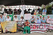 Juchitán, Oaxaca, 13 de septiembre de 2011.<br /> Caravana al Sur, 2011. Movimiento por la Paz con Justicia y Dignidad. (Foto: Prometeo Lucero)