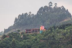 Beautiful Accomodations On Lake Mutanda Hillside