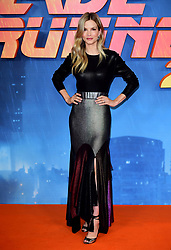 Sylvia Hoeks attending the Blade Runner 2049 photocall at the Corinthia Hotel, London.