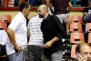 DESCRIZIONE : Forli DNB Final Four 2014-15 Npc Rieti BCC Agropoli<br /> GIOCATORE : Maurizio Buscaglia<br /> CATEGORIA : vip<br /> SQUADRA : <br /> EVENTO : Campionato Serie B 2014-15<br /> GARA : Npc Rieti BCC Agropoli<br /> DATA : 13/06/2015<br /> SPORT : Pallacanestro <br /> AUTORE : Agenzia Ciamillo-Castoria/M.Marchi<br /> Galleria : Serie B 2014-2015 <br /> Fotonotizia : Forli DNB Final Four 2014-15 Npc Rieti BCC Agropoli
