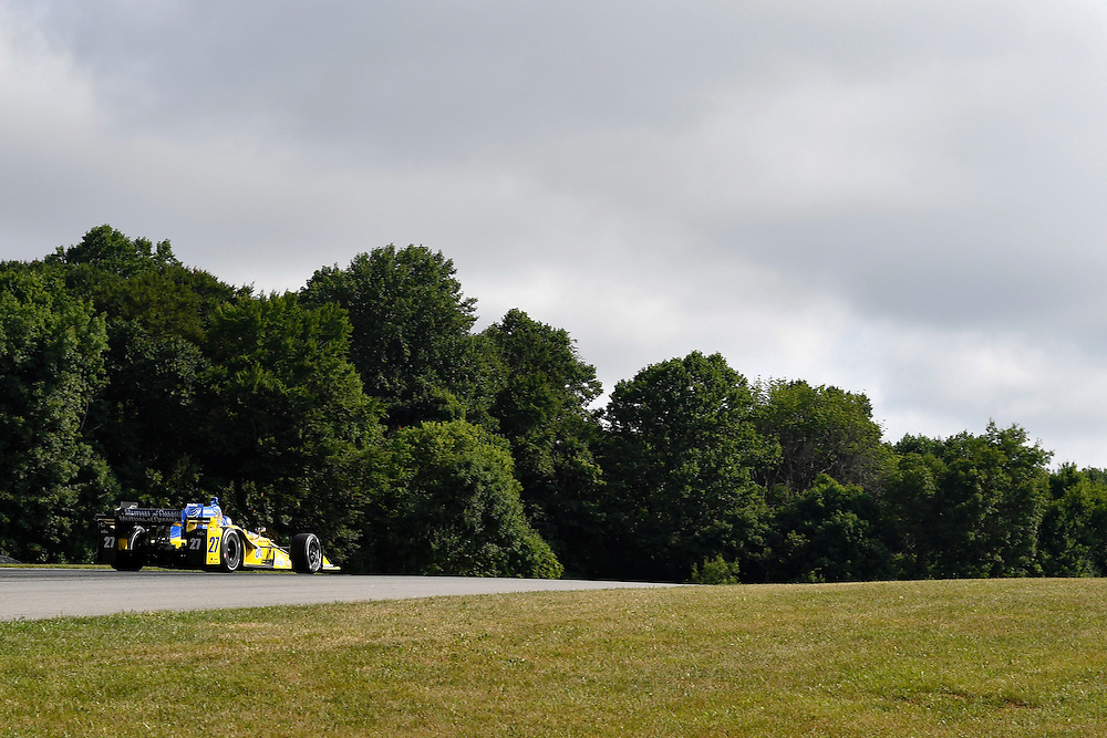 29-31 July, 2016, Lexington, Ohio USA<br /> Marco Andretti<br /> ©2016, Scott R LePage <br /> LAT Photo USA