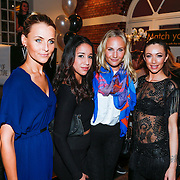 NLD/Amsterdam/20130322- Photocall Kelly Osbourne, Floor Schothorst, Bouchra, Kimberly Klaver, Dewi Pechler