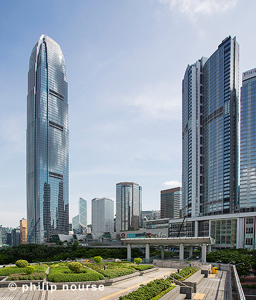 Two International Finance centre (Two ifc), Central