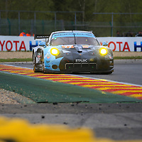 #77, Dempsey Proton Racing, Porsche 911 RSR (2016), driven by, Christian Ried, Matteo Cairoli, Marvin Dienst, FIA WEC 6hrs of Spa 2017, 06/05/2017,
