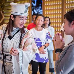 Taiwan - Taoyuan - Healing Session with Nana alias Ji Gong Shi-Fu