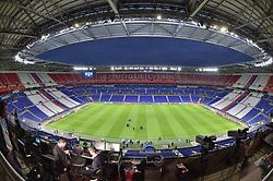 October 2, 2018 - Decines Charpieu - Parc Ol, France - Le stade de Lyon en huis clos (Credit Image: © Panoramic via ZUMA Press)