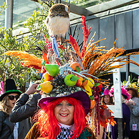 REPRO FREE<br /> Maisie Costelloe from Kinsale pictured at the 43nd Kinsale Gourmet Festival Mad Hatters Taste of Kinsale.<br /> Picture. John Allen
