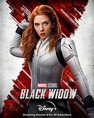"October 06, 2021 - WORLDWIDE: Marvel Studios' ""Black Widow"" Movie"