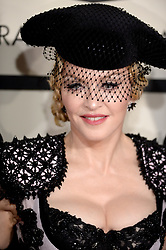 Madonna attends the 57th Annual Grammy Awards at the Staples Center in Los Angeles, CA, USA, on February 8, 2015. Photo by Lionel Hahn/ABACAPRESS.COM    486939_019 Los Angeles Etats-Unis United States