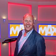 NLD/Hilversum/20130826 - najaarspresentatie 2013 omroep Max, Edwin Rutten