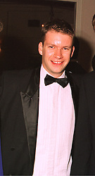 The MARQUESS OF HAMILTON at a dinner in London on 6th July 1998.<br /> MIX 59 MICO