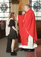St Brendan 2018 Confirmation celebration was held on Sunday, November 4, 2018.