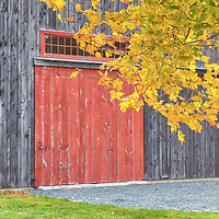 Rural fall foliage photography of a country barn in Central in Massachusetts.<br /> <br /> New England Barn and Fall Foliage photos are available as museum quality photo, canvas, acrylic, wood or metal prints. Wall art prints may be framed and matted to the individual liking and interior design decoration needs:<br /> <br /> https://juergen-roth.pixels.com/featured/new-england-barn-and-fall-foliage-juergen-roth.html<br /> <br /> Good light and happy photo making!<br /> <br /> My best,<br /> <br /> Juergen