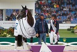 Dujardin Charlotte, (GBR), Valegro<br /> Grand Prix Kur<br /> European Championships - Aachen 2015<br /> © Hippo Foto - Dirk Caremans<br /> 16/08/15